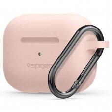Spigen Silicone Fit Airpods Pro Rožinis