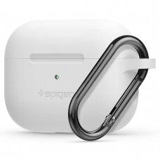 Spigen Silicone Fit Airpods Pro Baltas