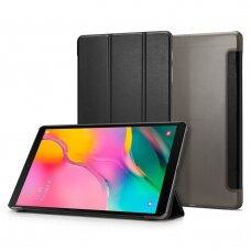 Spigen Smart Fold Galaxy Tab A 10.1 2019 T510/T515 juodas