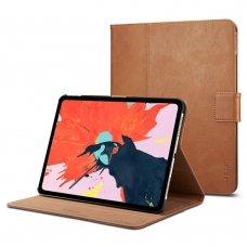 Aukštos Kokybės Dėklas Spigen Stand Folio Ipad Pro 11 2018 Rudas