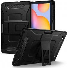 Spigen Tough Armor Pro Galaxy Tab S6 Lite 10.4 P610/P615 Juodas