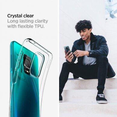 Spigen Liquid Crystal Xiaomi Redmi Note 9s/9 Pro/9 Pro Max Crystal Clear 8