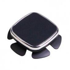 Steering Wheel Self-Adhesive Magnetic Car Phone Holder Sidabrinis