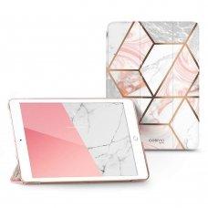 Dvipusis Premium Apsauginis Dėklas Supcase Cosmo Lite Ipad 10.2 2019 Marble