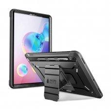 Dvipusis Premium Apsauginis Dėklas Supcase Unicorn Beetle Pro Galaxy Tab S6 10.5 T860/T865 Juodas