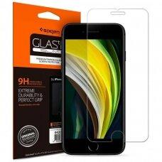Apsauginis aukštos kokybės stiklas Spigen Glas.Tr Slim Iphone 7/8/Se 2020 UCS062
