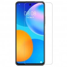 Apsauginis ekrano stiklas iki išlenkimo Tempered Glass 9H Huawei P Smart 2021