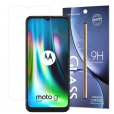 Tempered Glass 9H Screen Protector skirta Motorola Moto G9 Play / Moto E7 Plus