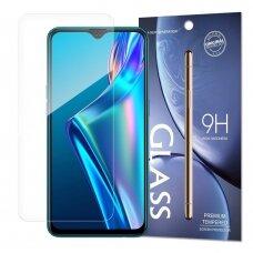 Tempered Glass 9H Ekrano Apsauga Oppo A12 / A5s / A7 (pakuotė – vokas)