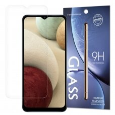 Tempered Glass 9H Screen Protector skirta Samsung Galaxy A12 (packaging – envelope)