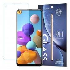 Apsauginis Grūdintas Stiklas 9H Samsung Galaxy A21S
