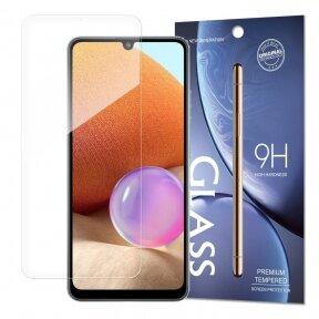 Aosauginis stiklas Tempered Glass 9H iki išlenkimo Samsung Galaxy A32 4G (packaging – envelope)