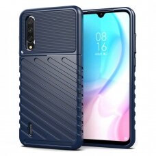 "Tpu Dėklas Nugarėlė ""Thunder Case Flexible Tough Rugged"" Xiaomi Mi Cc9E / Xiaomi Mi A3 Mėlynas"