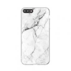 Wozinsky Marble Tpu Dėklas  Iphone 8 Plus / Iphone 7 Plus Baltas