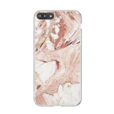 Wozinsky Marble Tpu Dėklas Iphone 8 Plus / Iphone 7 Plus Rožinis