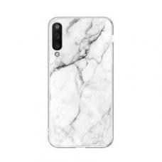 Wozinsky Marble Tpu Dėklas Samsung Galaxy A50 Baltas