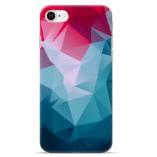 """Tpu Dėklas Unikaliu Dizainu 1.0 Mm """"U-Case Airskin Pattern 8 Design"""" Iphone 7 / Iphone 8 / Iphone Se 2020 Telefonui"""