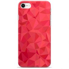 """Tpu Dėklas Unikaliu Dizainu 1.0 Mm """"U-Case Airskin Pattern 6 Design"""" Iphone 7 / Iphone 8 / Iphone Se 2020 Telefonui"""