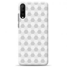 "Tpu Dėklas Unikaliu Dizainu 1.0 Mm ""U-Case Airskin Pattern 5 Design"" Samsung Galaxy A70 Telefonui"