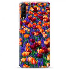 """Tpu Dėklas Unikaliu Dizainu 1.0 Mm """"U-Case Airskin Nature 2 Design"""" Samsung Galaxy A7 2018 Telefonui"""