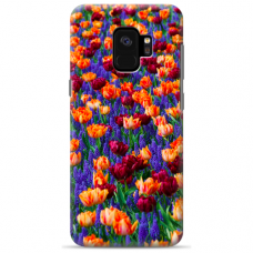 "Tpu Dėklas Unikaliu Dizainu 1.0 Mm ""U-Case Airskin Nature 2 Design"" Samsung Galaxy S9 Plus Telefonui"