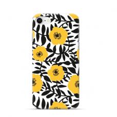 "TPU dėklas unikaliu dizainu 1.0 mm ""u-case Airskin Flowers 2 design"" Iphone SE 2020 telefonui"