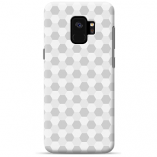 "Tpu Dėklas Unikaliu Dizainu 1.0 Mm ""U-Case Airskin Pattern 5 Design"" Samsung Galaxy S9 Plus Telefonui"