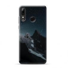 "Tpu Dėklas Unikaliu Dizainu 1.0 Mm ""U-Case Airskin Mountains 1 Design"" Huawei P Smart 2019 Telefonui"