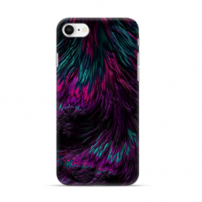 "TPU DĖKLAS UNIKALIU DIZAINU 1.0 mm ""U-CASE AIRSKIN FEATHER DESIGN"" IPHONE SE 2020 TELEFONUI"
