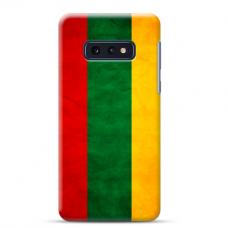 """Tpu Dėklas Unikaliu Dizainu 1.0 Mm """"U-Case Airskin Lietuva Design"""" Samsung Galaxy S10E Telefonui"""