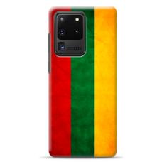 """Tpu Dėklas Unikaliu Dizainu 1.0 Mm """"U-Case Airskin Lietuva Design"""" Samsung Galaxy S20 Ultra Telefonui"""