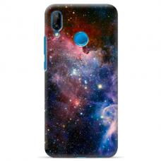 "Tpu Dėklas Unikaliu Dizainu 1.0 Mm ""U-Case Airskin Space 2 Design"" Huawei P20 Lite Telefonui"