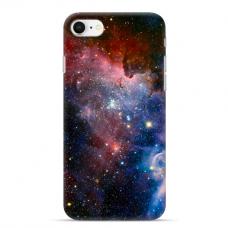 """Tpu Dėklas Unikaliu Dizainu 1.0 Mm """"U-Case Airskin Space 2 Design"""" Iphone 7 / Iphone 8 / Iphone Se 2020 Telefonui"""