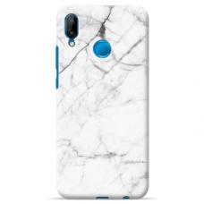 "Tpu Dėklas Unikaliu Dizainu 1.0 Mm ""U-Case Airskin Marble 6 Design"" Huawei P Smart 2019 Telefonui"