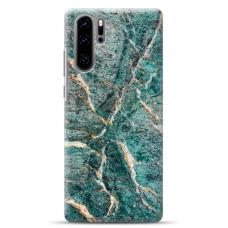 "Tpu Dėklas Unikaliu Dizainu 1.0 Mm ""U-Case Airskin Marble 1 Design"" Huawei P30 Pro Telefonui"