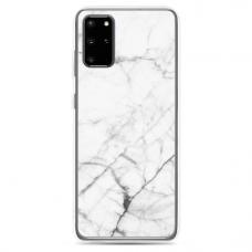 "Tpu Dėklas Unikaliu Dizainu 1.0 Mm ""U-Case Airskin Marble 6 Design"" Samsung Galaxy Note 10 Lite Telefonui"