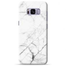 "Tpu Dėklas Unikaliu Dizainu 1.0 Mm ""U-Case Airskin Marble 6 Design"" Samsung Galaxy S8 Telefonui"