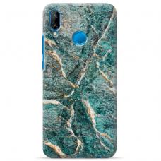 "Tpu Dėklas Unikaliu Dizainu 1.0 Mm ""U-Case Airskin Marble 1 Design"" Huawei P Smart Z Telefonui"