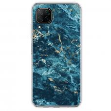 "Tpu Dėklas Unikaliu Dizainu 1.0 Mm ""U-Case Airskin Marble 2 Design"" Huawei P40 Lite Telefonui"