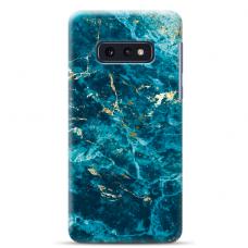 "Tpu Dėklas Unikaliu Dizainu 1.0 Mm ""U-Case Airskin Marble 2 Design"" Samsung Galaxy S10E Telefonui"
