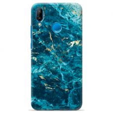 "Tpu Dėklas Unikaliu Dizainu 1.0 Mm ""U-Case Airskin Marble 2 Design"" Huawei P Smart Z Telefonui"