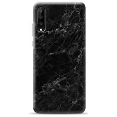 "Tpu Dėklas Unikaliu Dizainu 1.0 Mm ""U-Case Airskin Marble 4 Design"" Huawei P20 Telefonui"