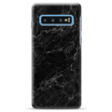 "Tpu Dėklas Unikaliu Dizainu 1.0 Mm ""U-Case Airskin Marble 4 Design"" Samsung Galaxy S10 Telefonui"