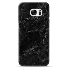 "Tpu Dėklas Unikaliu Dizainu 1.0 Mm ""U-Case Airskin Marble 4 Design"" Samsung Galaxy S6 Edge Telefonui"