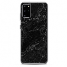 "Tpu Dėklas Unikaliu Dizainu 1.0 Mm ""U-Case Airskin Marble 4 Design"" Samsung Galaxy Note 10 Lite Telefonui"