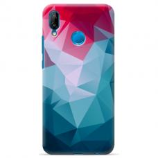 "Tpu Dėklas Unikaliu Dizainu 1.0 Mm ""U-Case Airskin Pattern 8 Design"" Huawei P20 Lite Telefonui"