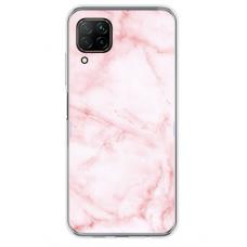 "Tpu Dėklas Unikaliu Dizainu 1.0 Mm ""U-Case Airskin Marble 5 Design"" Huawei P40 Lite Telefonui"