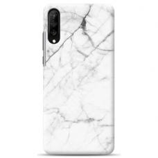 "Tpu Dėklas Unikaliu Dizainu 1.0 Mm ""U-Case Airskin Marble 6 Design"" Samsung Galaxy A70 Telefonui"