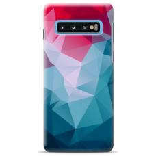 "Tpu Dėklas Unikaliu Dizainu 1.0 Mm ""U-Case Airskin Pattern 8 Design"" Samsung Galaxy S10 Plus Telefonui"