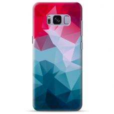 "Tpu Dėklas Unikaliu Dizainu 1.0 Mm ""U-Case Airskin Pattern 8 Design"" Samsung Galaxy S8 Telefonui"